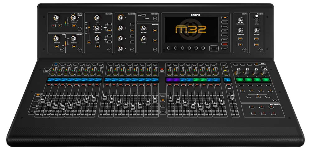 Midas M32 | Digitales Mischpult